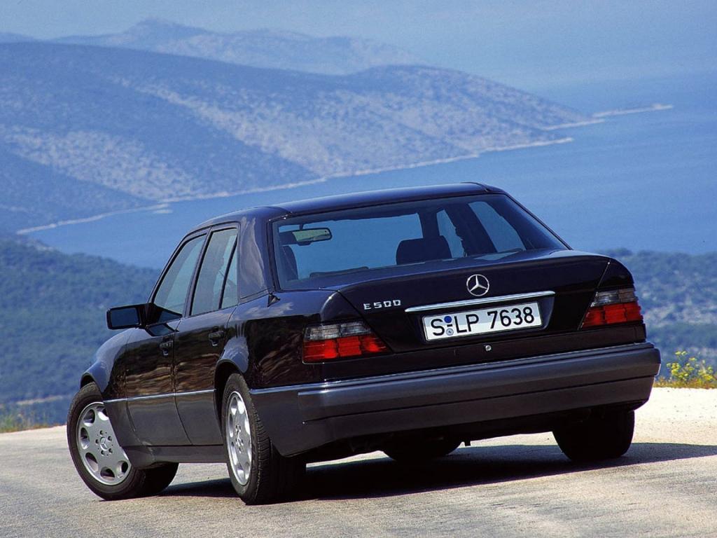 Mercedes benz e klasse w124 for Mercedes benz employee discount