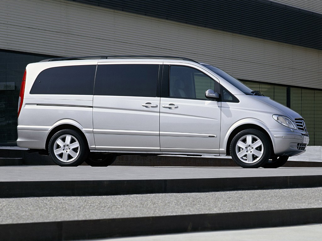 Снимки: Mercedes-benz Viano (639)