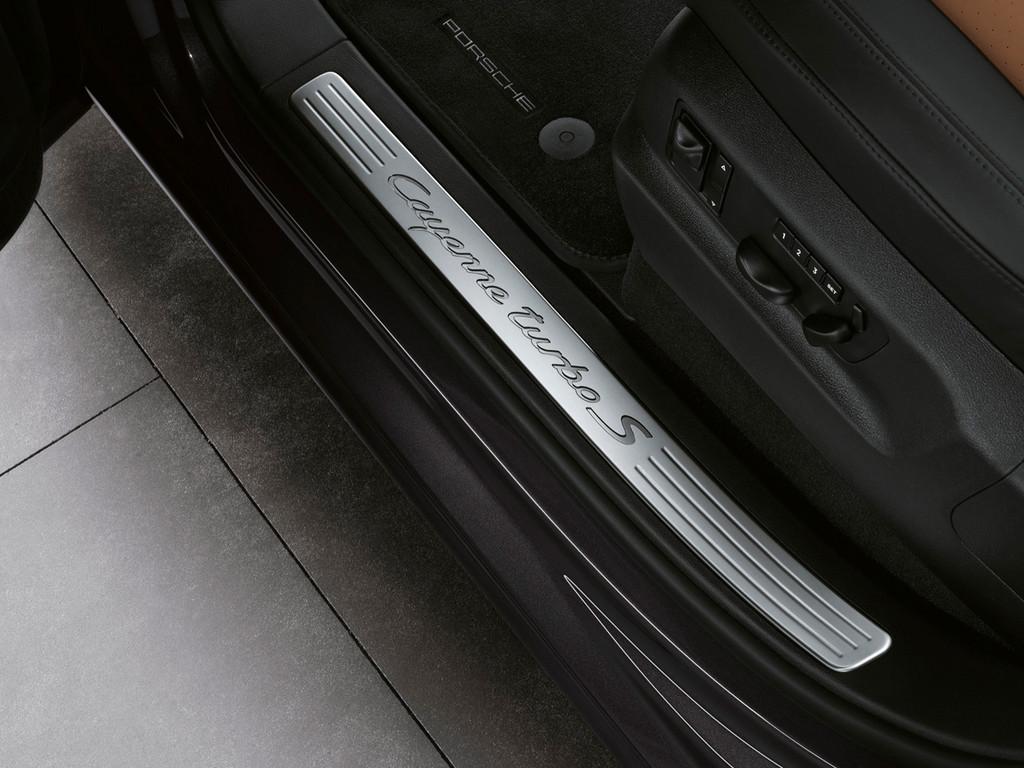 Снимки: Porsche Cayenne (955)