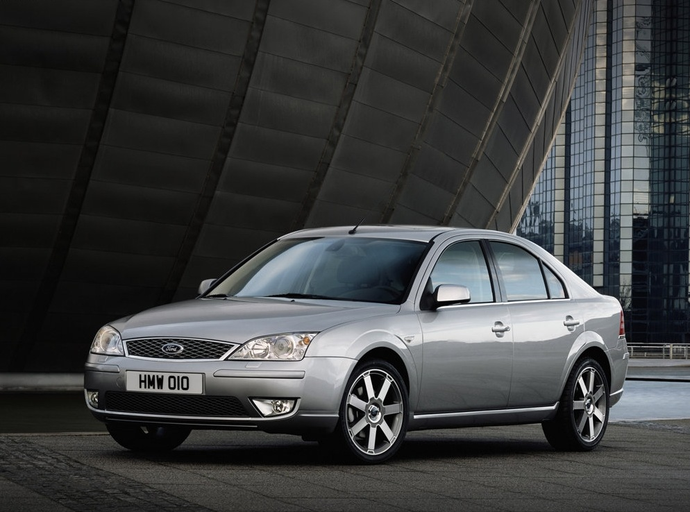 Снимки: Ford Mondeo 3 Hatchback