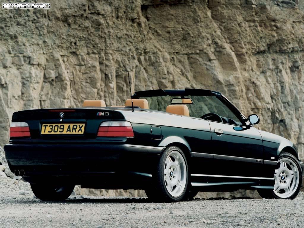 Снимки: Bmw 3er Cabrio (E36)