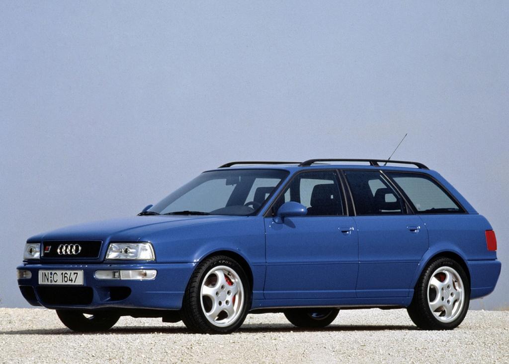Снимки: Audi RS2 Avant