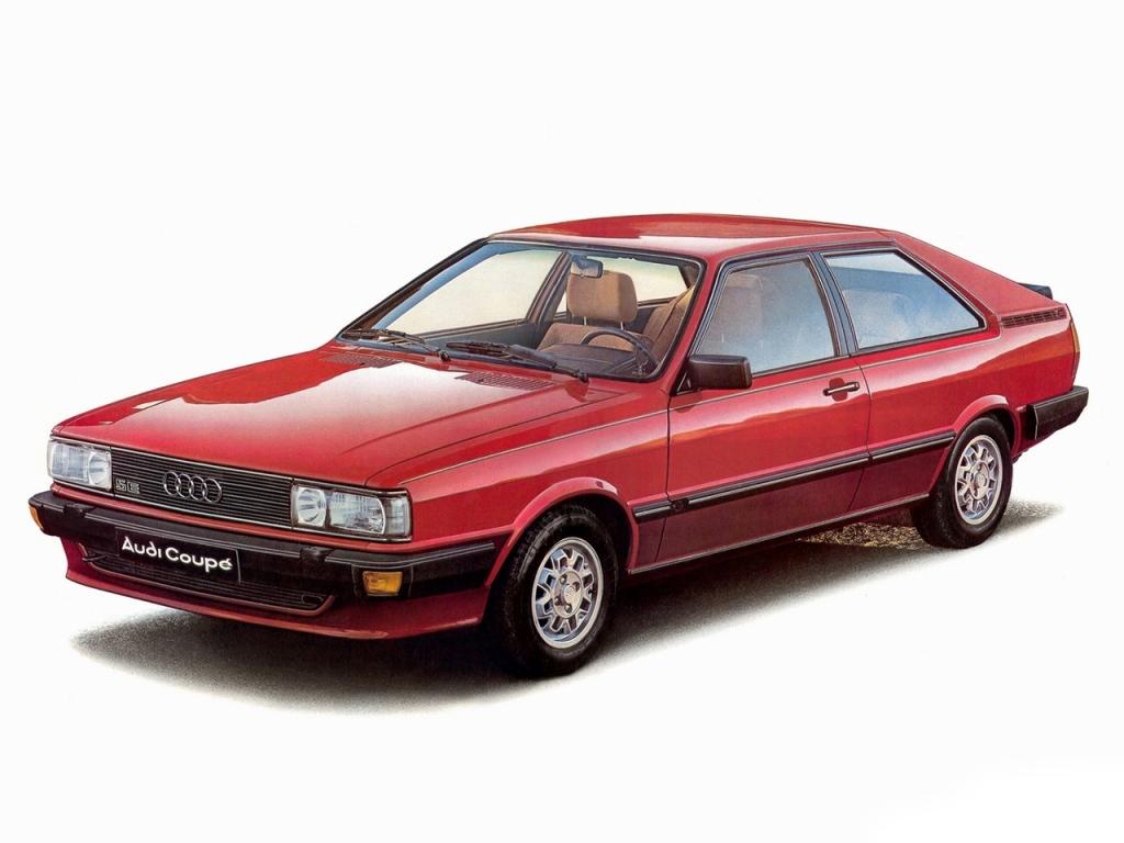 Снимки: Audi Coupe (81,85)