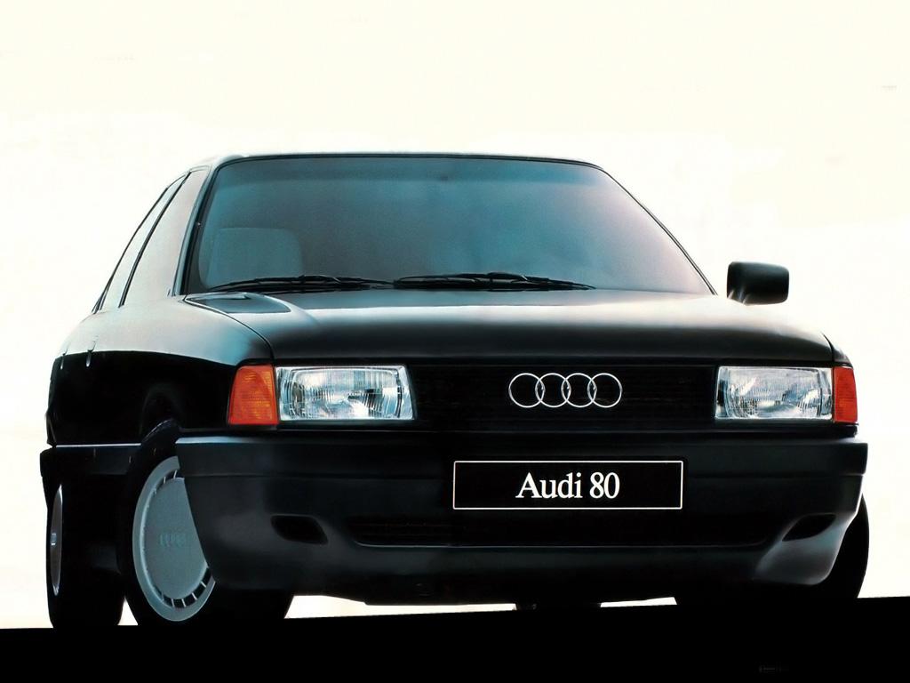 Снимки: Audi 80 III (81,85)