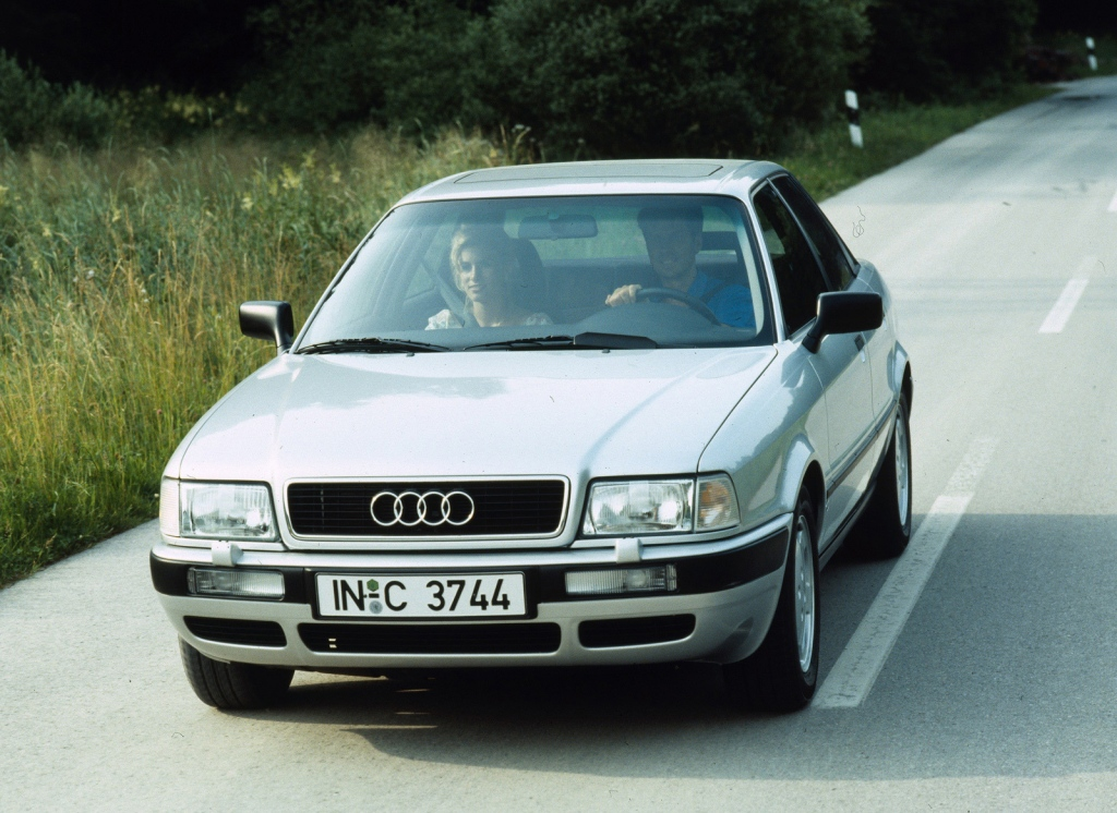 Снимки: Audi 80 IV (89,89Q,8A)