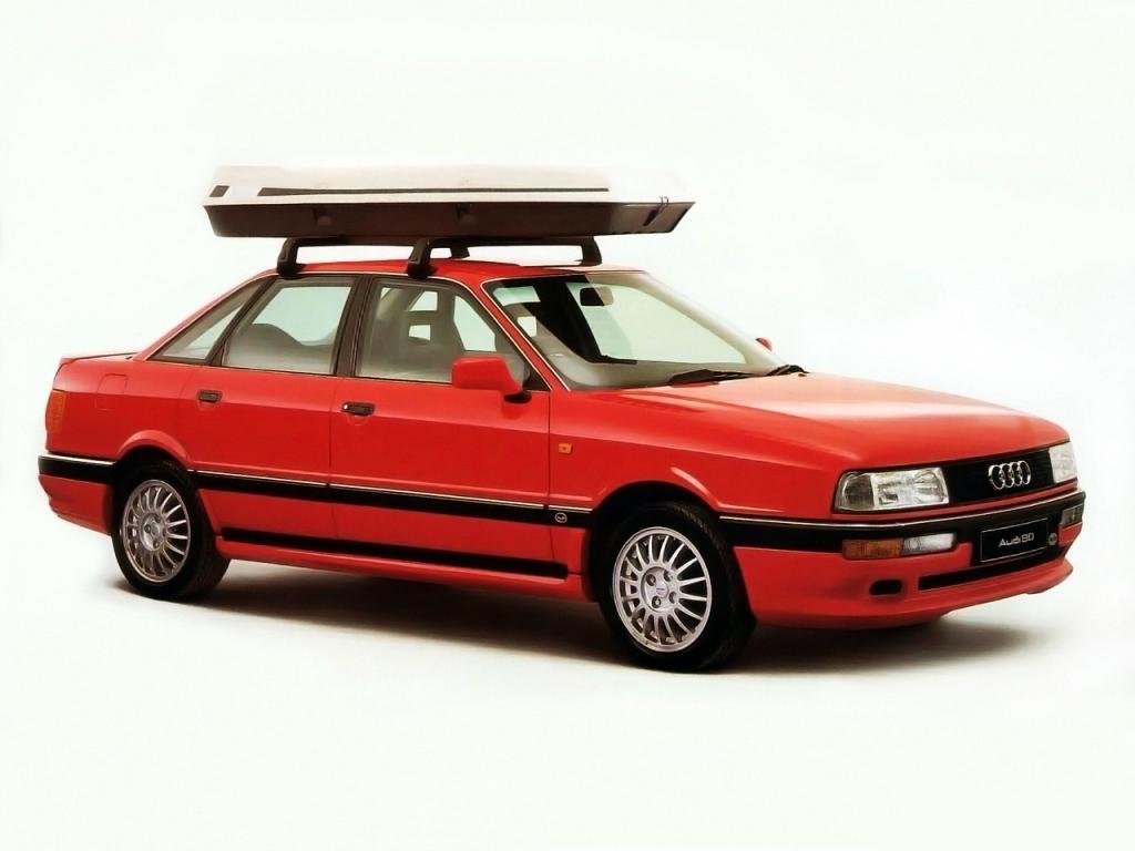 Снимки: Audi 90 (81,85)