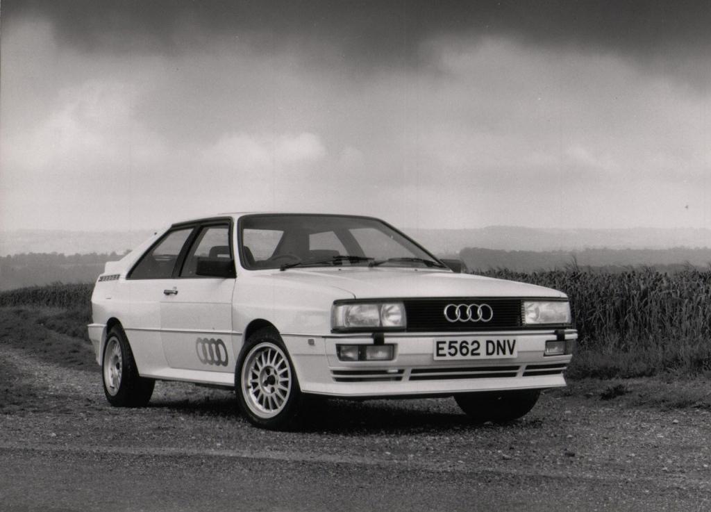Снимки: Audi Quattro (85)