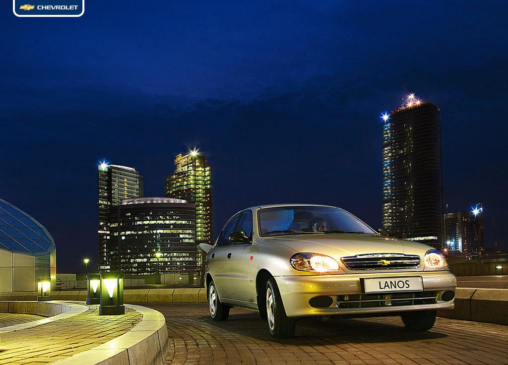 Снимки: Chevrolet Lanos