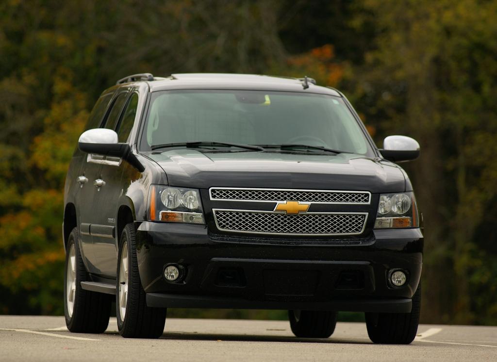 Снимки: Chevrolet Tahoe (GMT410)