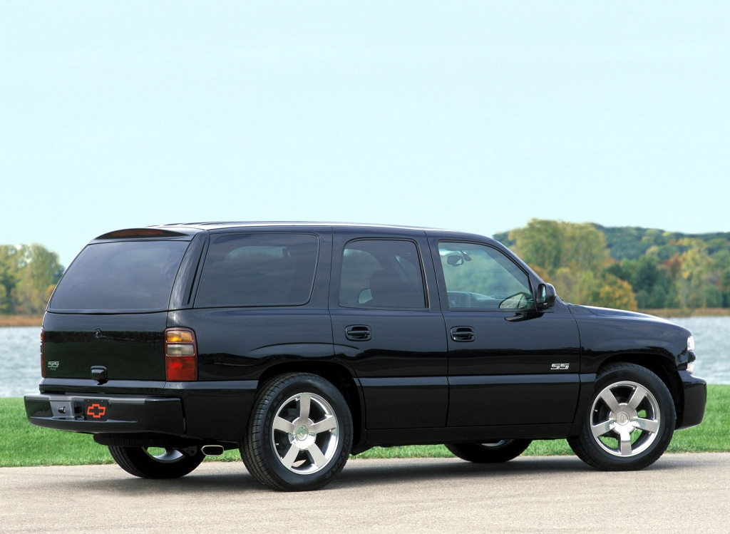 Снимки: Chevrolet Tahoe (GMT410)