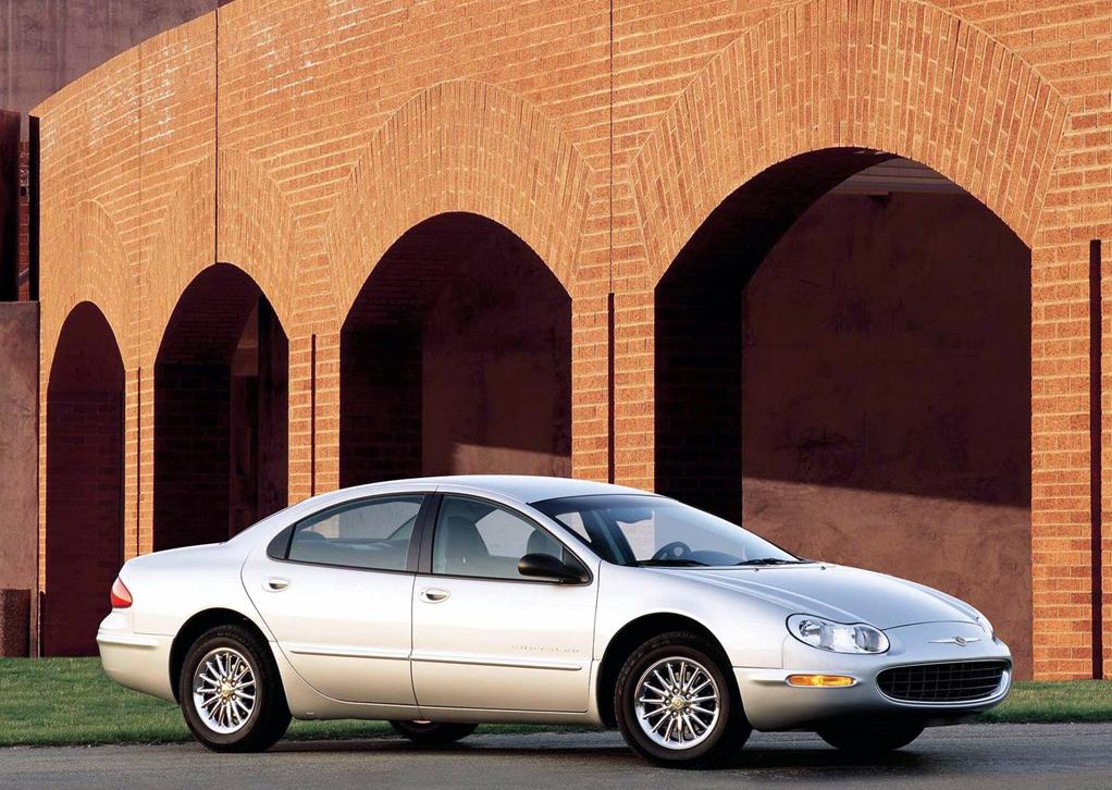 Снимки: Chrysler Concorde II