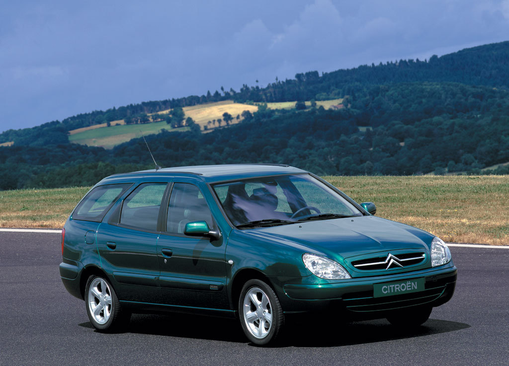 Снимки: Citroen Xsara Break (N2)