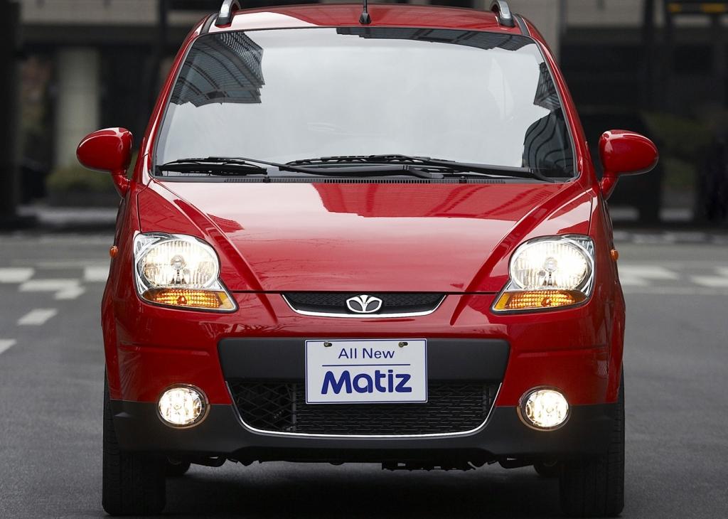 Снимки: Daewoo Matiz II