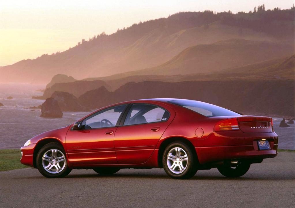 Снимки: Dodge Intrepid II