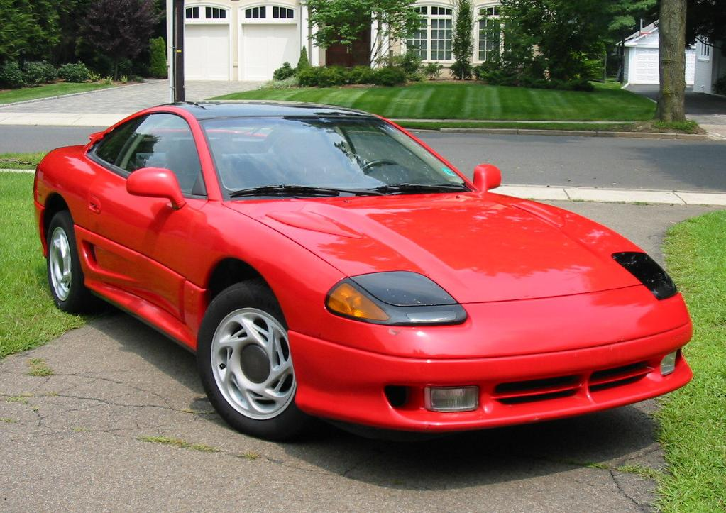 Снимки: Dodge Stealth