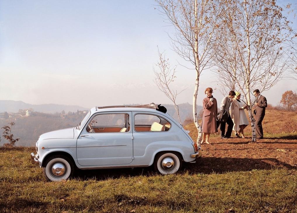 Снимки: Fiat 600