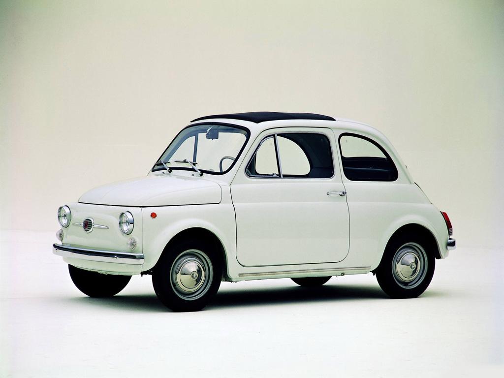 Снимки: Fiat 500