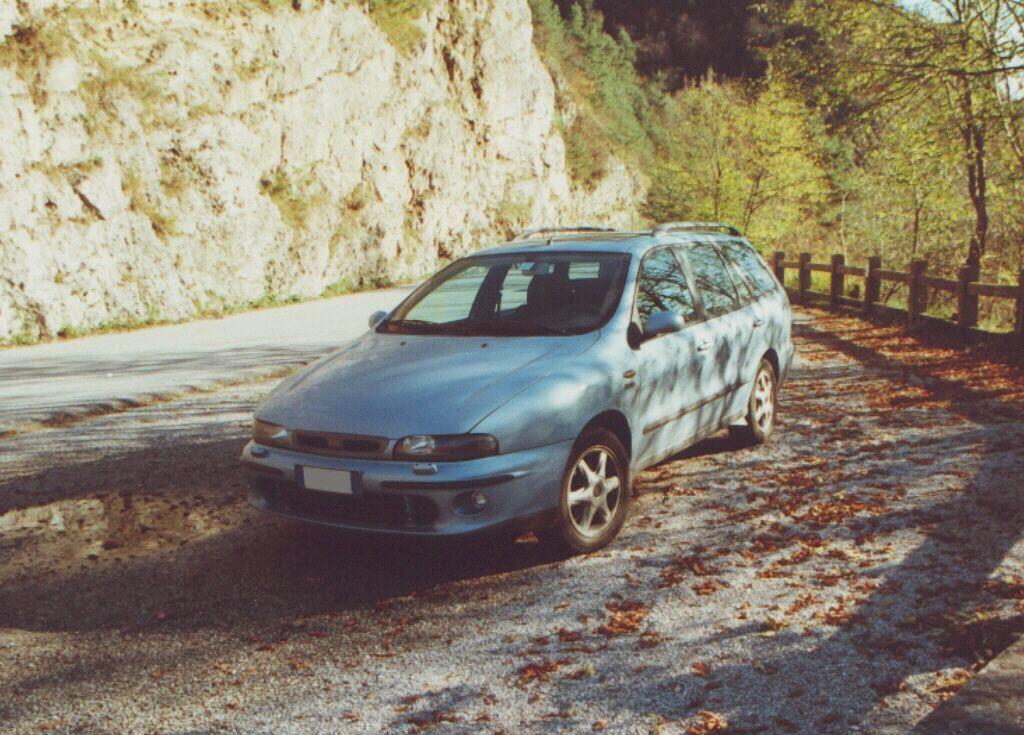 Снимки: Fiat Marea Weekend (185)