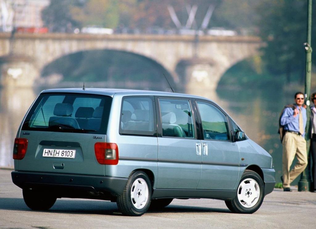 Снимки: Fiat Ulysse I (22/220)
