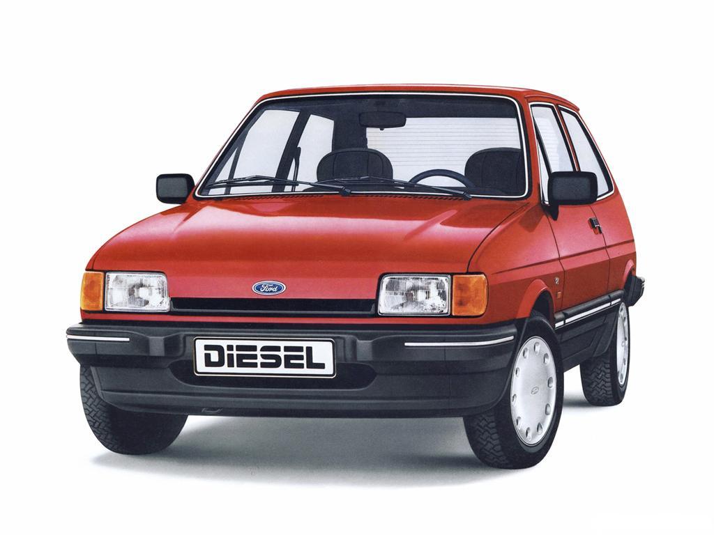 Снимки: Ford Fiesta II (FBD)