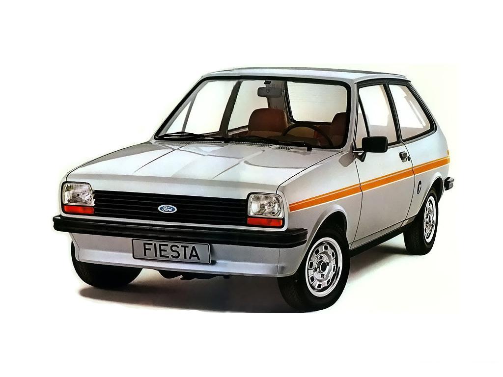 Снимки: Ford Fiesta I