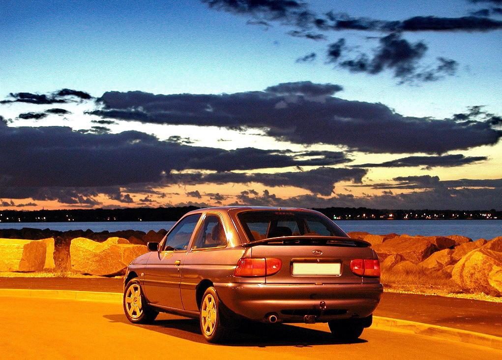 Снимки: Ford Escort V (GAL)