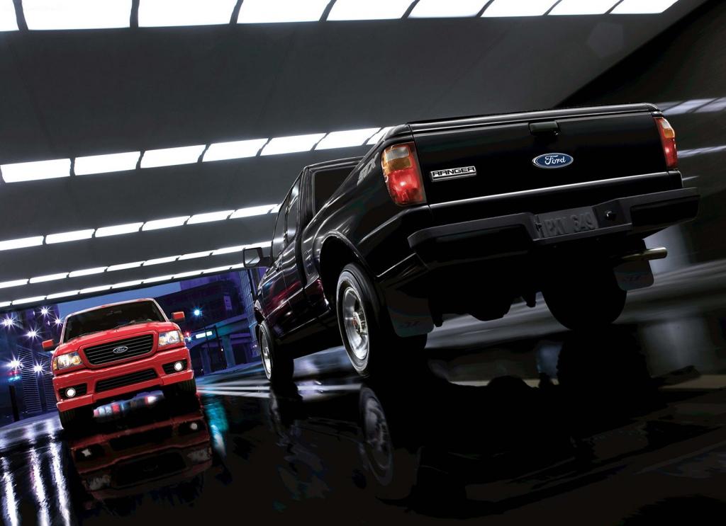 Снимки: Ford Ranger I