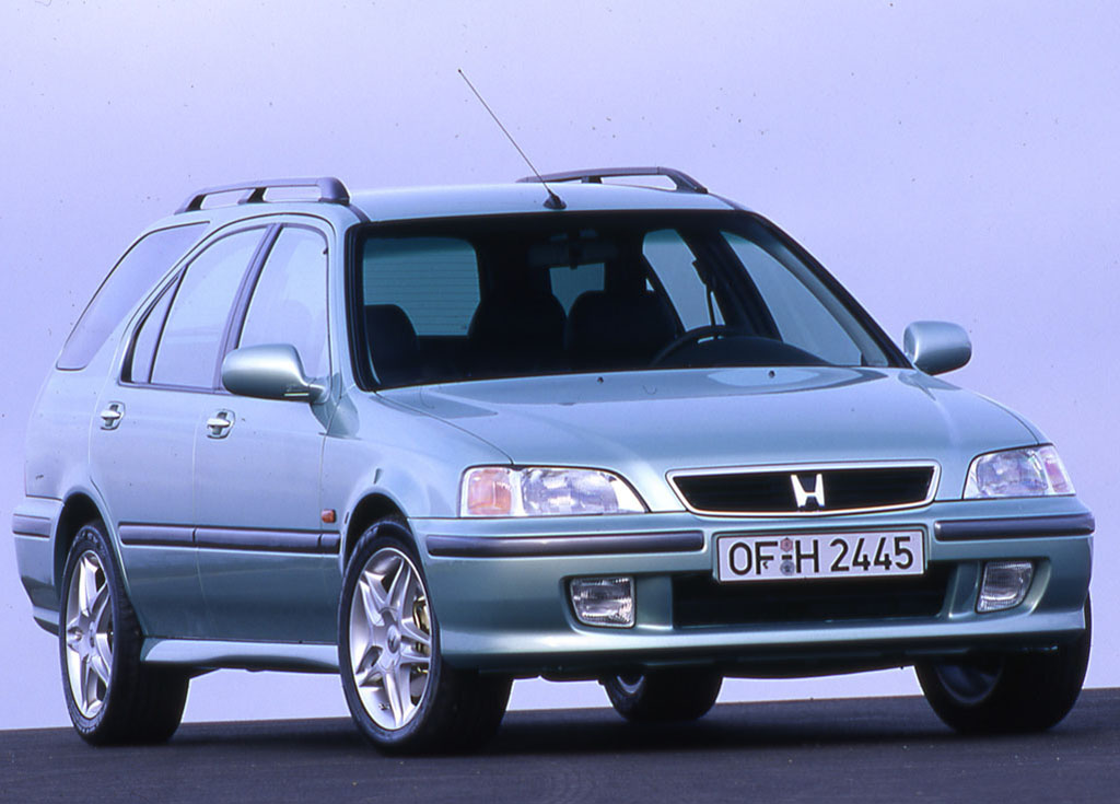 Снимки: Honda Civic VI Wagon