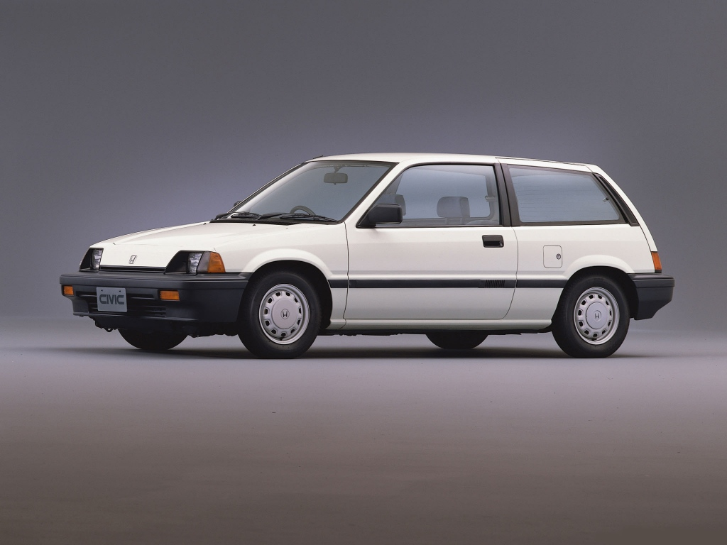 Снимки: Honda Civic  Hatchback 3