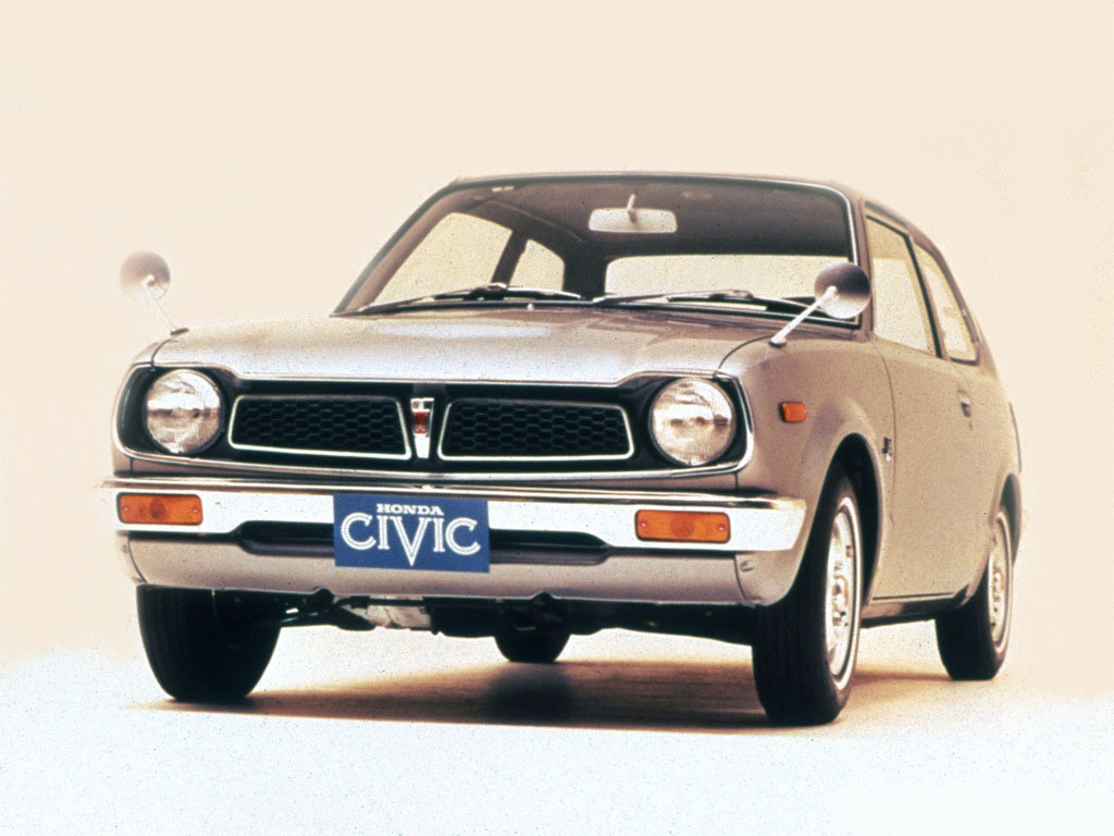 Снимки: Honda Civic 1
