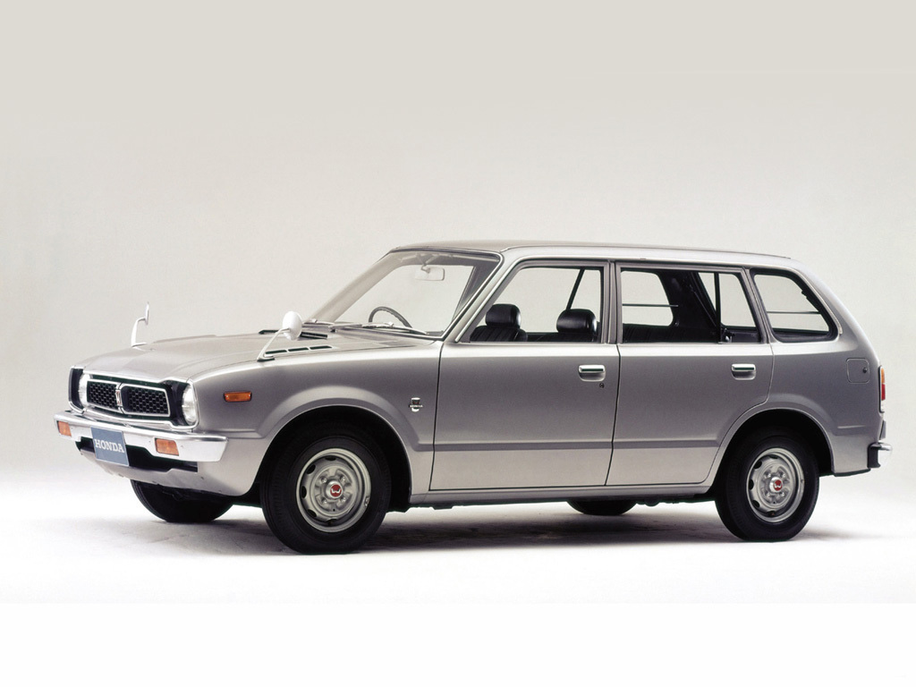 Снимки: Honda Civic I Wagon