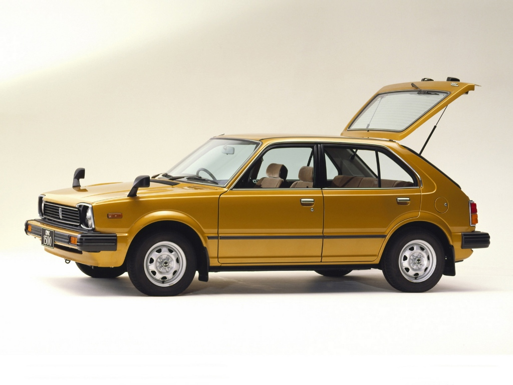 Снимки: Honda Civic  Hatchback 2