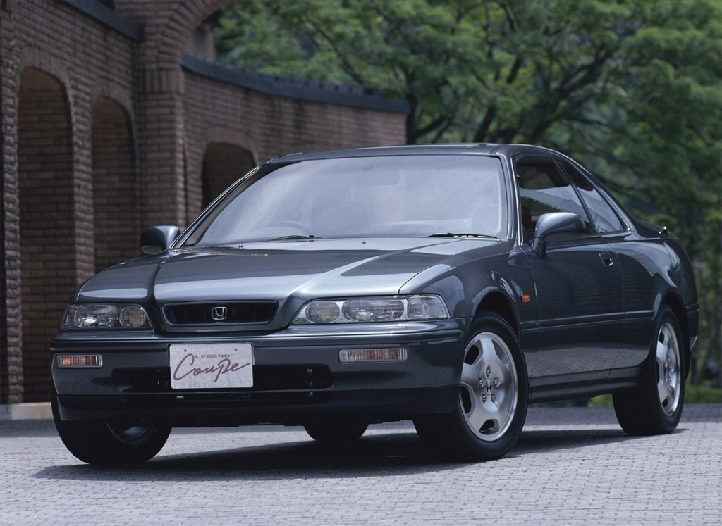 Снимки: Honda Legend II Coupe (KA8)