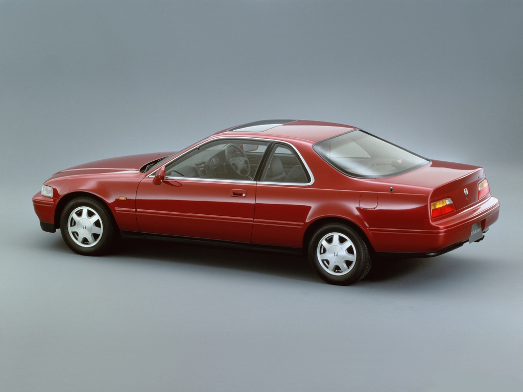 Снимки: Honda Legend II Coupe (KA8)