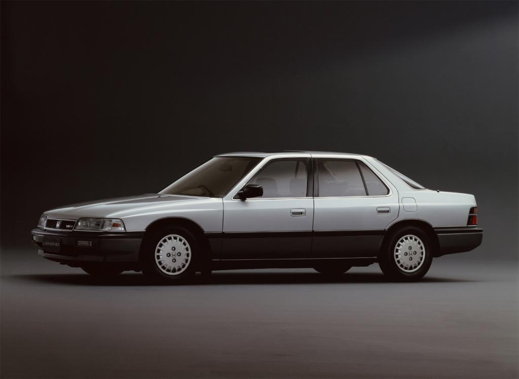 Снимки: Honda Legend I (HS,KA)
