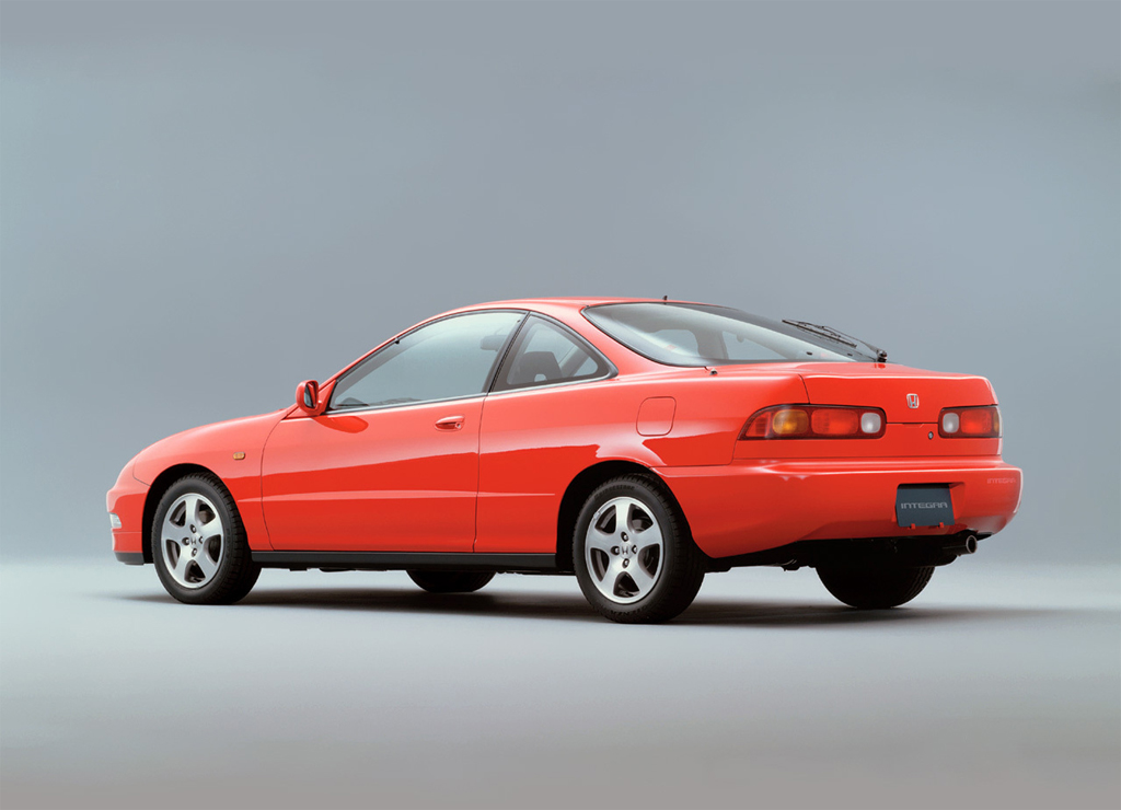 Снимки: Honda Integra Coupe (DC5)