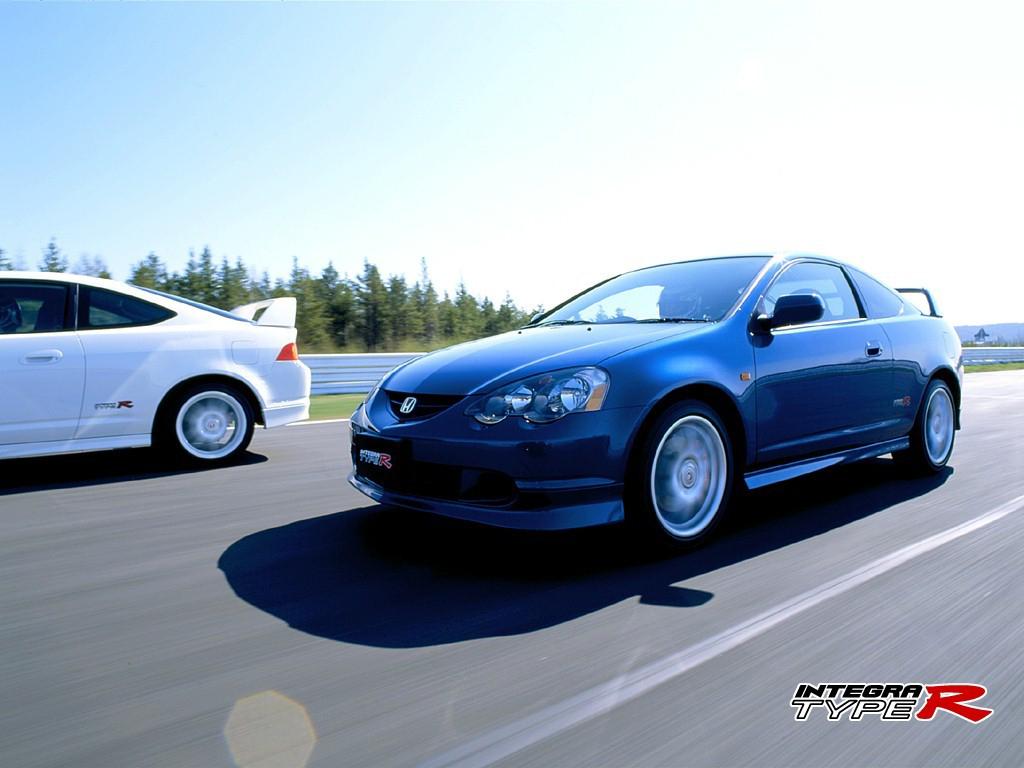 Снимки: Honda Integra Coupe (DC2)