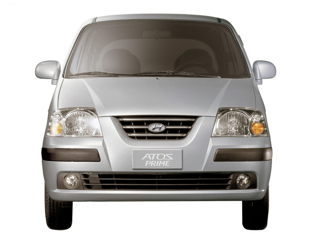 Снимки: Hyundai Atos