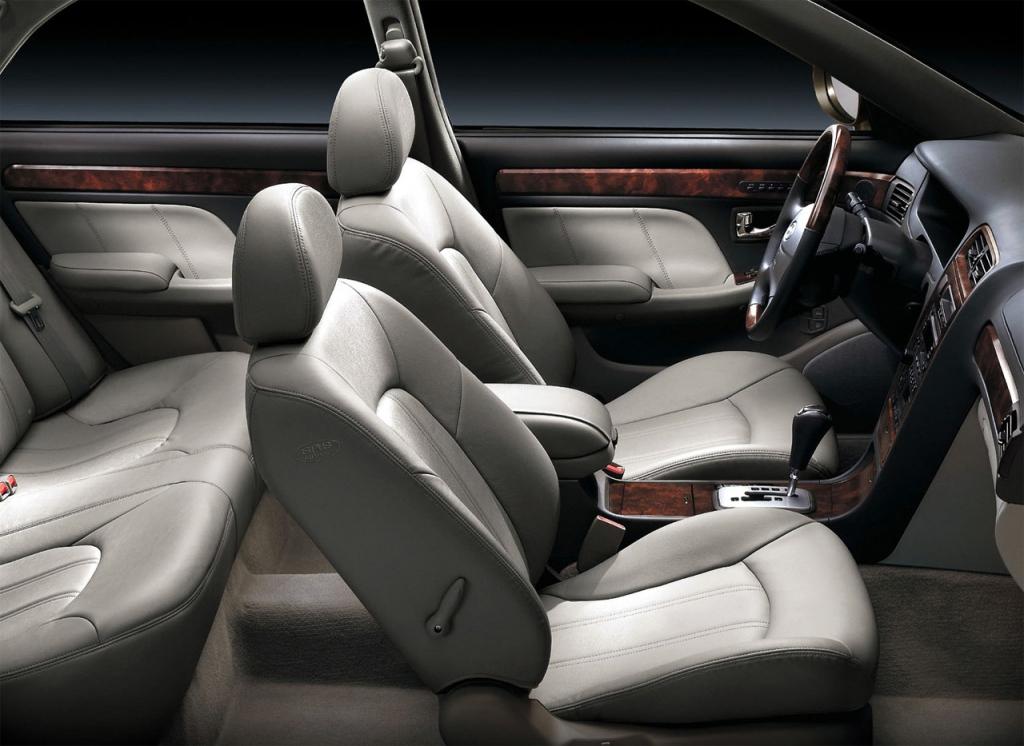 Снимки: Hyundai XG
