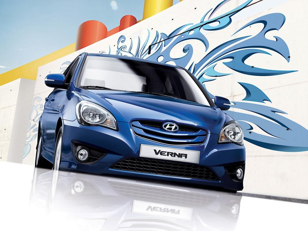 Снимки: Hyundai Verna Hatchback