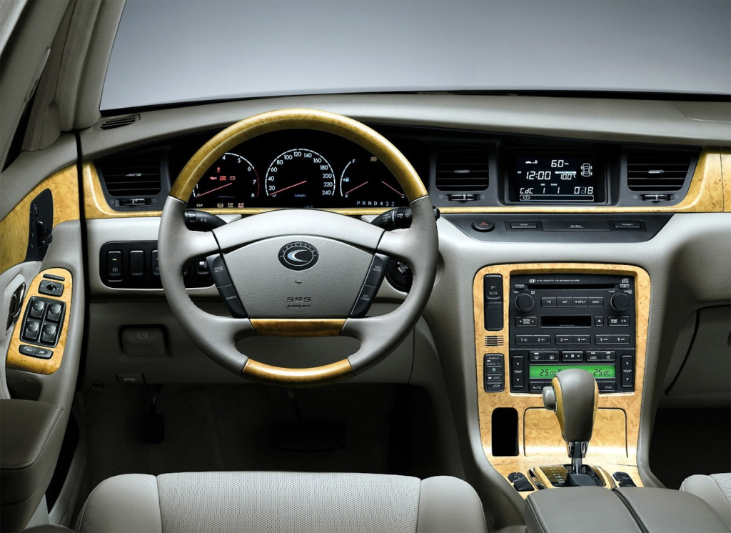 Снимки: Hyundai Centennial