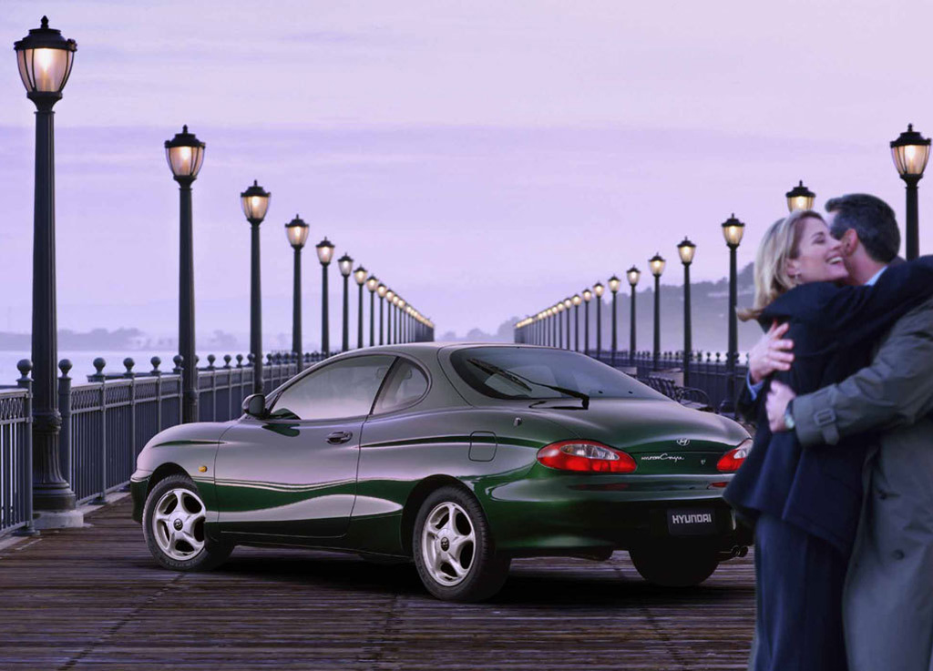 Снимки: Hyundai Coupe I (J2)