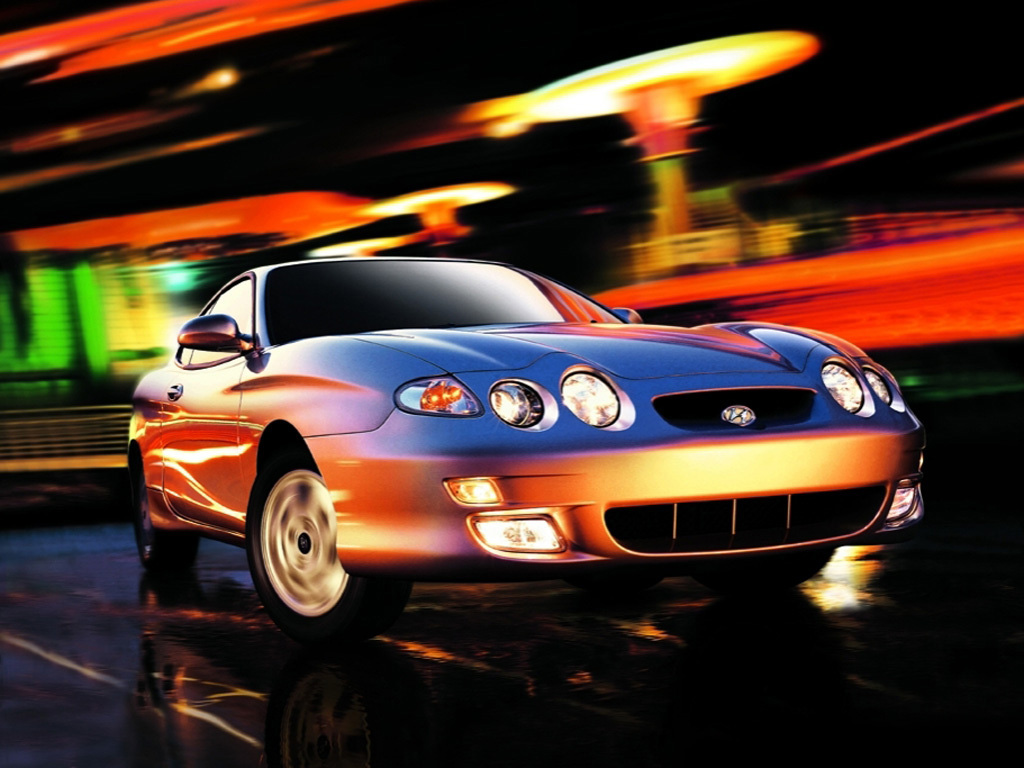 Снимки: Hyundai Coupe II (RD)
