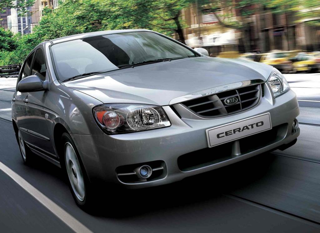Снимки: Kia Cerato Hatchback