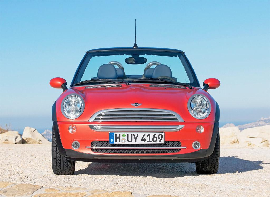 Снимки: Mini One Cabrio