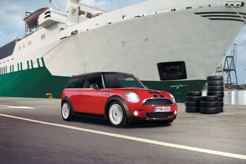 Снимки: Mini John Cooper Works Clubman