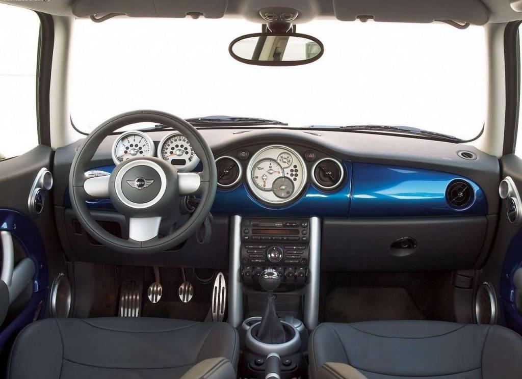Снимки: Mini Cooper S 2