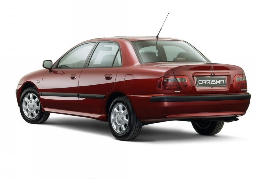 Снимки: Mitsubishi Carisma