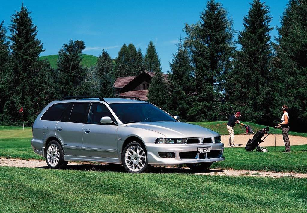 Снимки: Mitsubishi Galant VII  Wagon