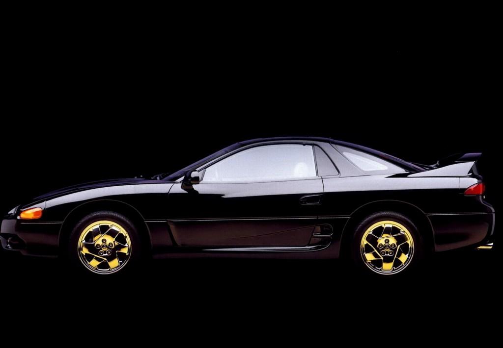 Снимки: Mitsubishi GTO (Z16)
